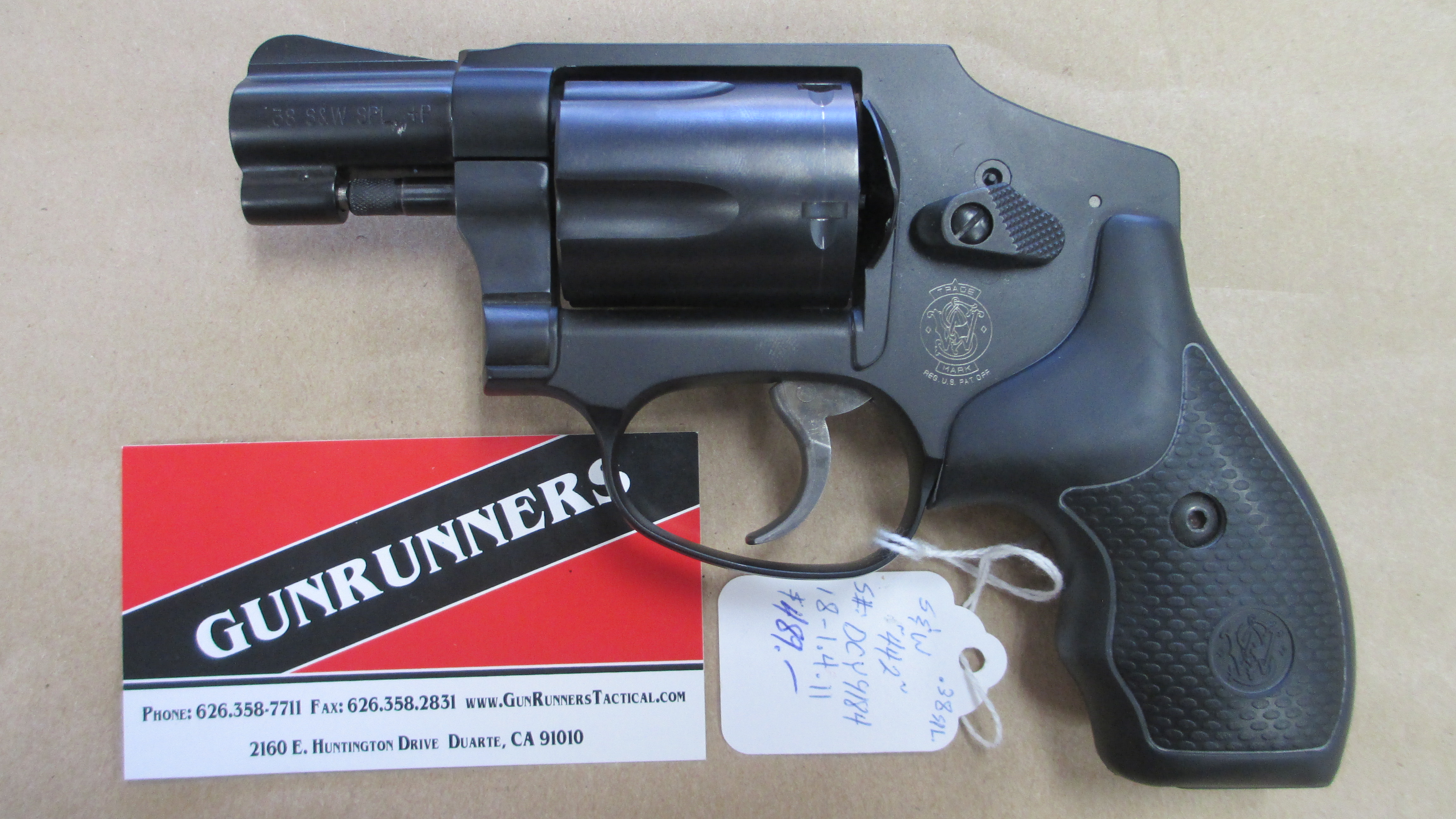 Gunrunnerstactical - Catalog - Revolvers